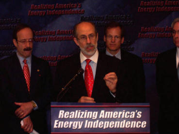 Frank Gaffney, Set America Free Coalition